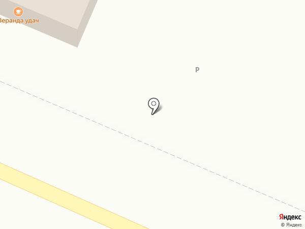 Веранда у`Дач на карте Кургана