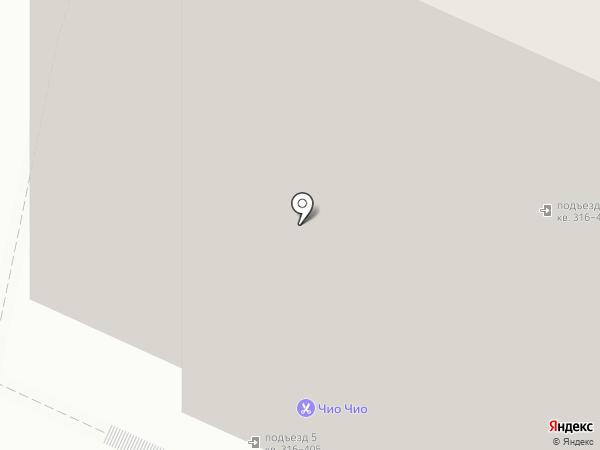 Olimp на карте Тюмени