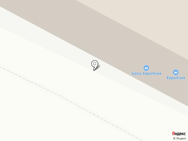 АВТОБЛАГО на карте Тюмени