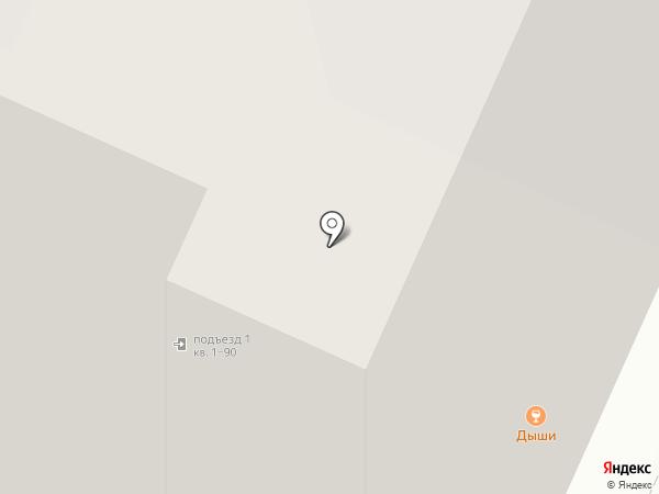 PUBLIC на карте Тюмени