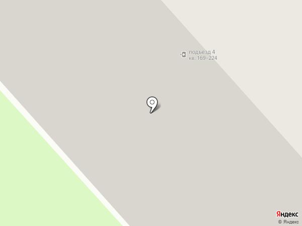 Аквариус на карте Тюмени