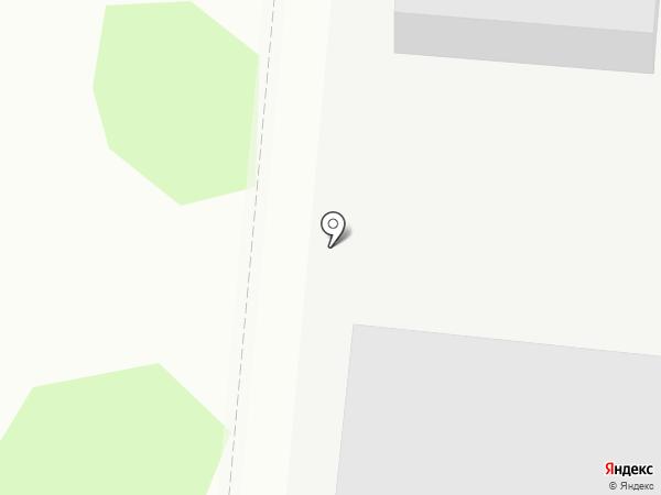 Интелси на карте Тюмени