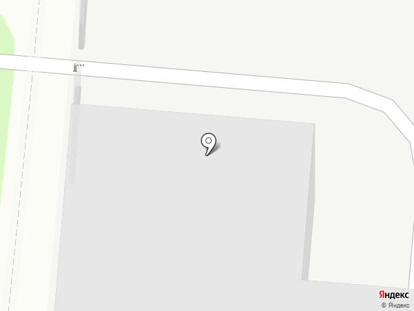 Tyumen Battery на карте Тюмени