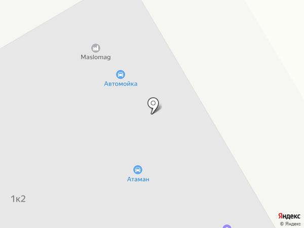 АВТОКЛИНИКА на карте Тюмени