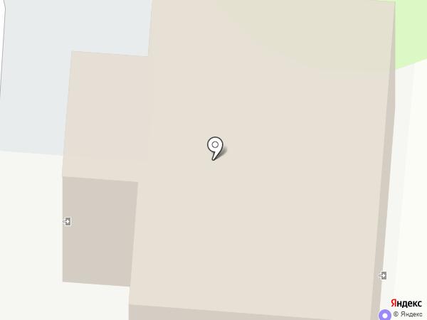 Фортуна на карте Тюмени