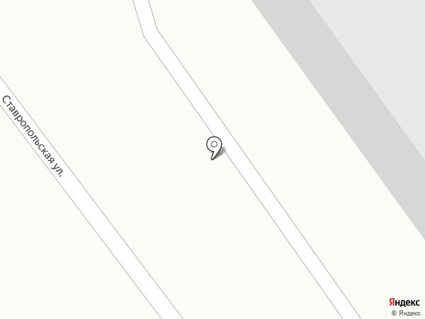 Югория на карте Тюмени