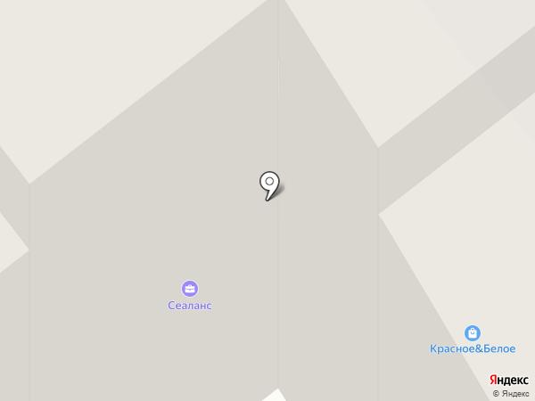 Ирина на карте Тюмени