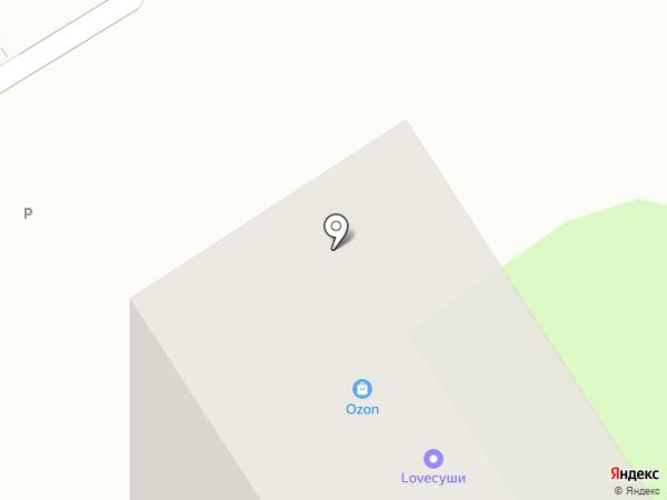 ПивноFF на карте Тюмени