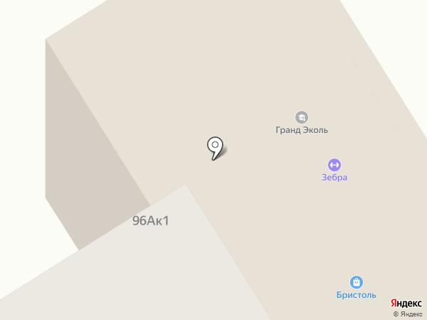 La`Neyla dance на карте Тюмени