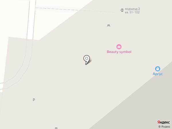 Наше на карте Тюмени