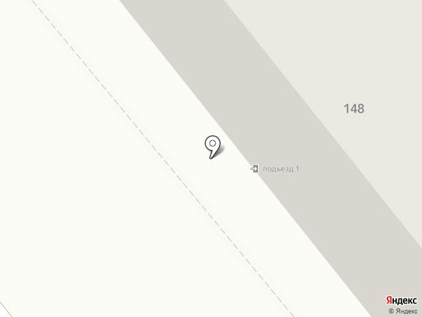 Аманат на карте Тюмени