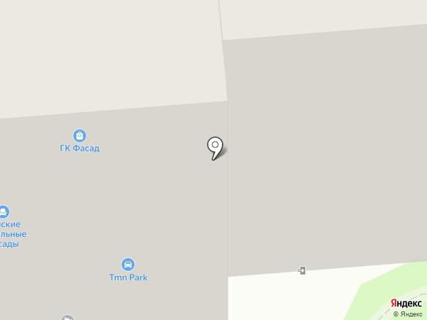 Декор Элит Групп на карте Тюмени