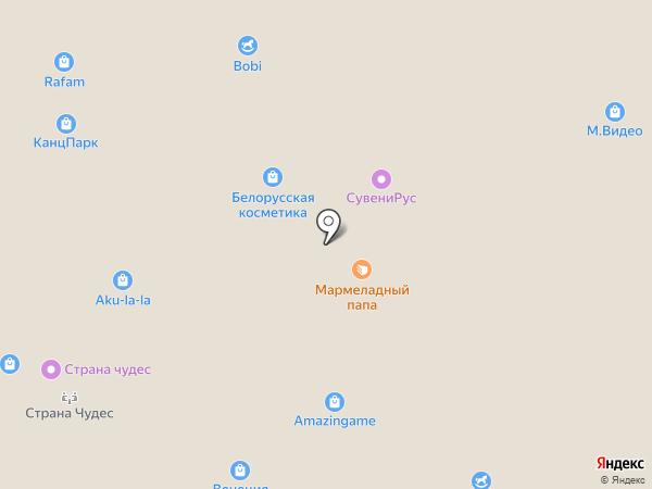 Ножи Кизляра на карте Тюмени
