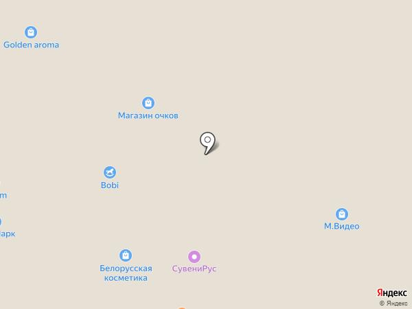 Hobi на карте Тюмени