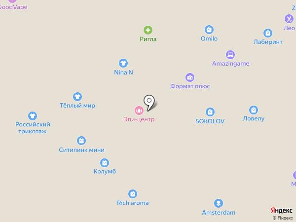 Наши детки на карте Тюмени