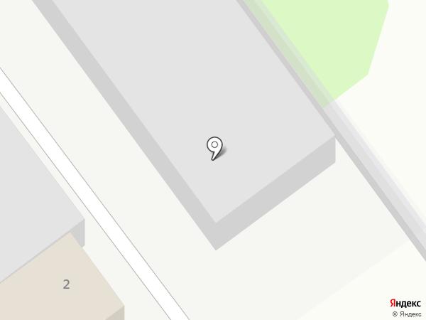 BusMarket72 на карте Тюмени