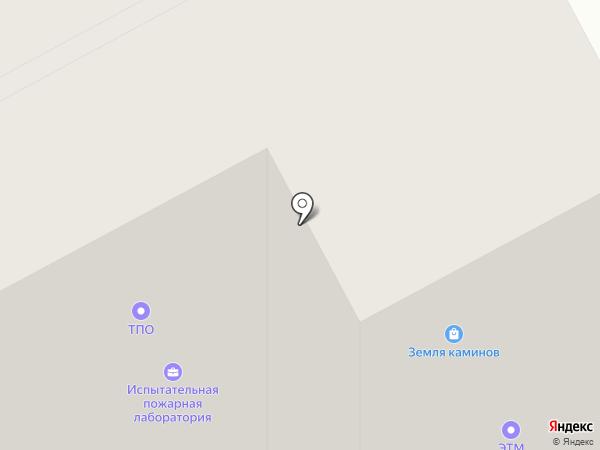 САНТЕХСЕРВИС на карте Тюмени