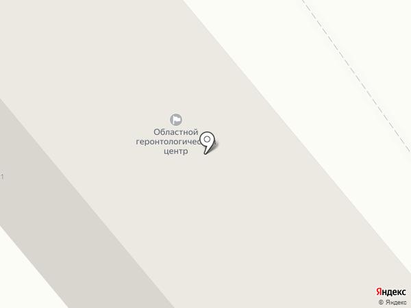 Старшее поколение на карте Тюмени