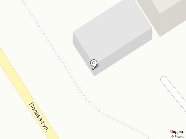 Автосапожник на карте Тюмени