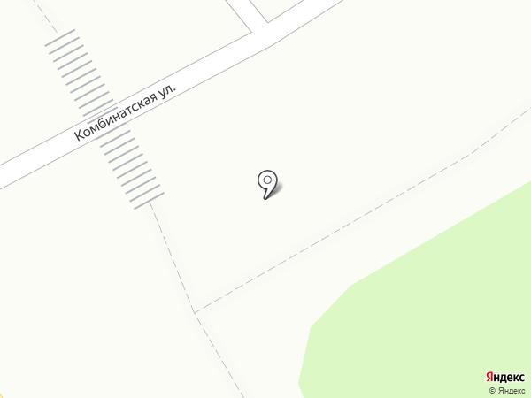 ИнвМастер на карте Тюмени
