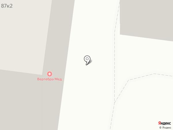 Иномаркич на карте Тюмени