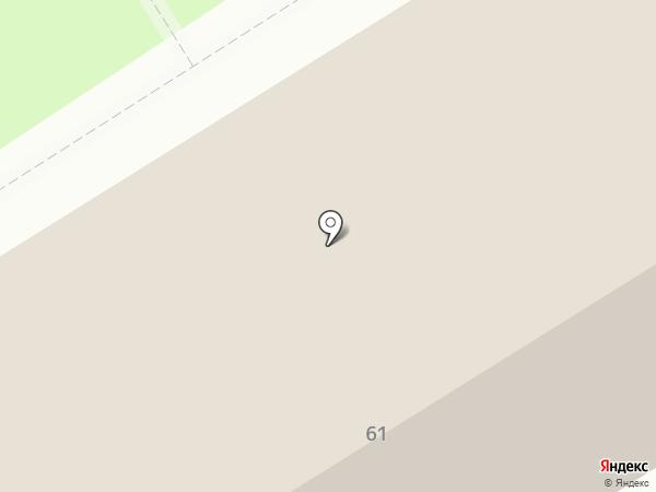 Департамент безопасности жизнедеятельности Администрации г. Тюмени на карте Тюмени