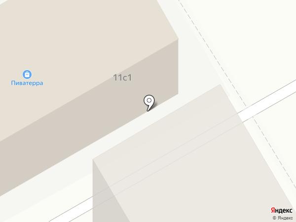 Ля Велюр на карте Тюмени