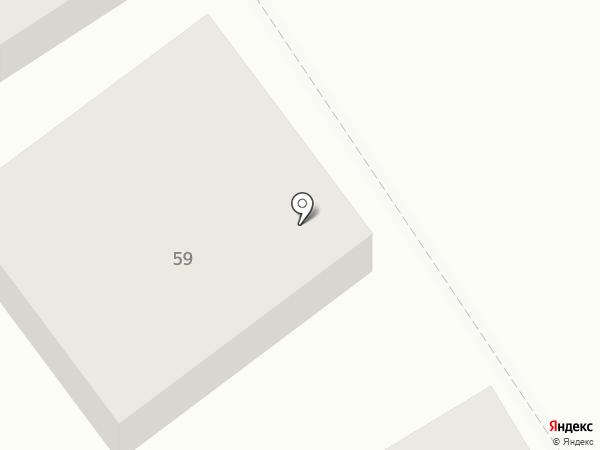 Продуктовый магазин на Полевой на карте Тюмени