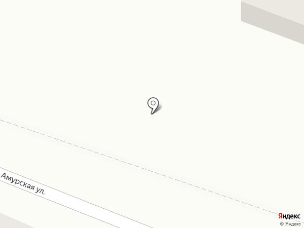 Очаг на карте Тюмени
