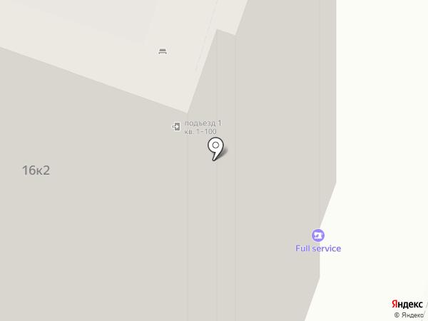Преображенский на карте Тюмени
