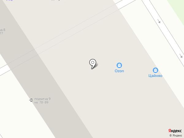 СтройЛюкс на карте Тюмени