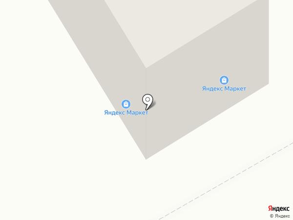Ялуторовский мясокомбинат на карте Тюмени