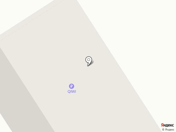 Vektor на карте Тюмени