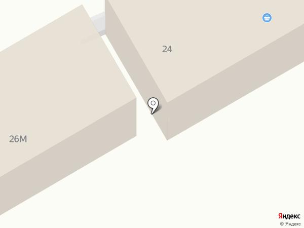 Мари на карте Тюмени