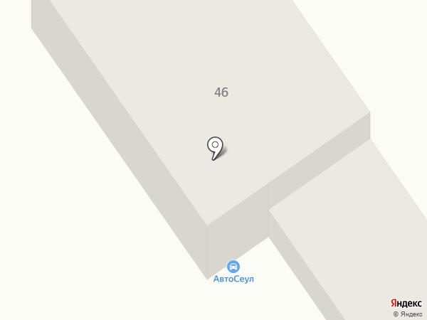 ОКНАВДОМ на карте Тюмени