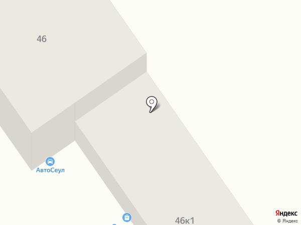 Аварийный комиссар72 на карте Тюмени