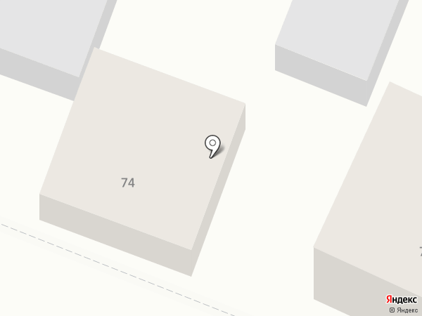 Амбрушкевич М.И. на карте Тюмени