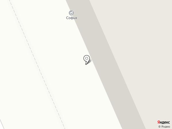 38 Попугаев на карте Тюмени