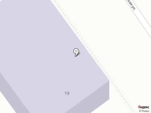Российская академия народного хозяйства и государственной службы при Президенте Российской Федерации на карте Тюмени