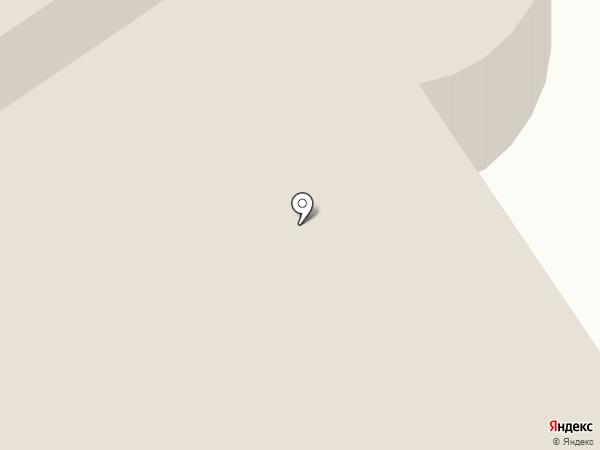 Арена на карте Тюмени