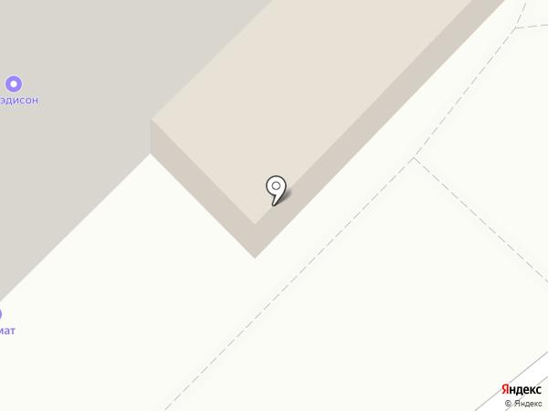 Винтаж на карте Тюмени