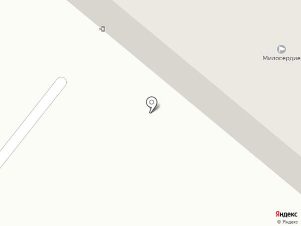 Технология на карте Тюмени