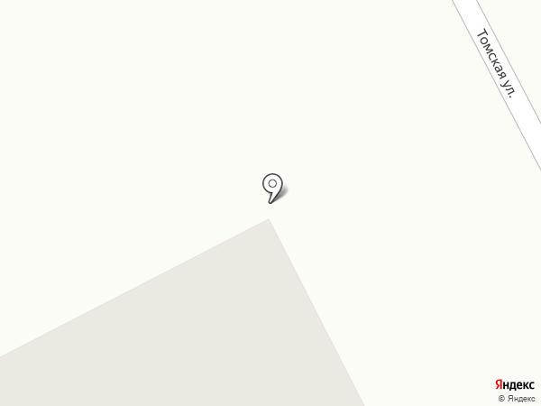 Дом Солнца, ТСН на карте Тюмени