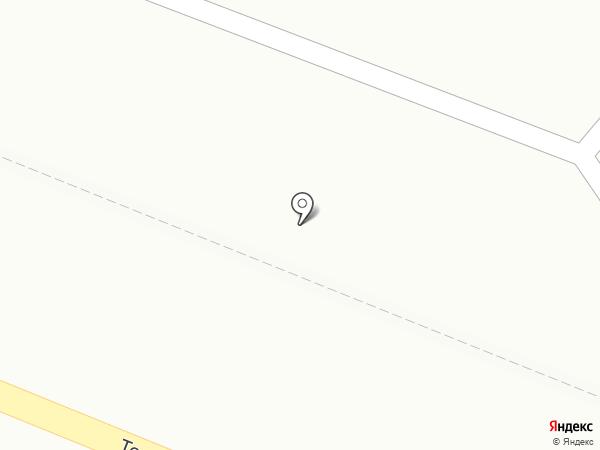 Авто Ангел на карте Тюмени