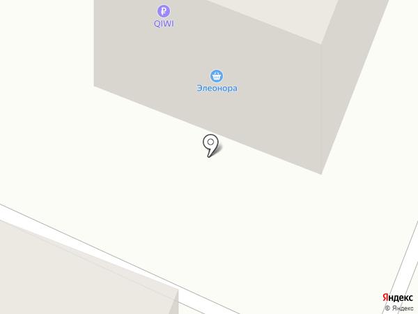 Amigo на карте Тюмени