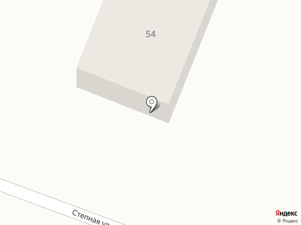 Основание дома на карте Тюмени