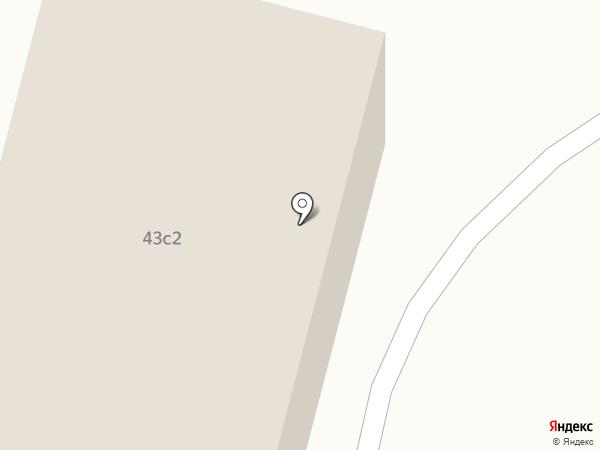 СТО на карте Тюмени