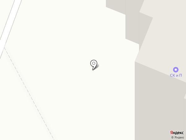 Ави-Моторс на карте Тюмени