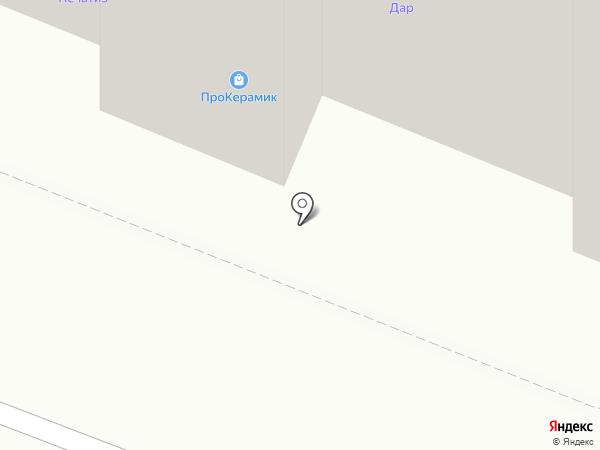 ТРИМЕТ-ТМ на карте Тюмени