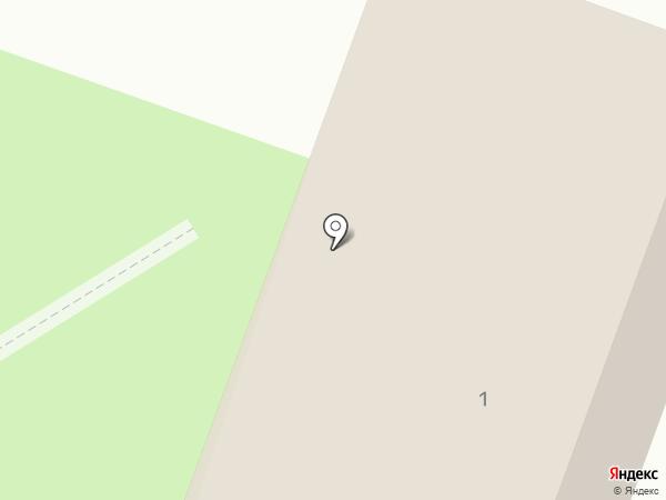 БЕРКУТ на карте Тюмени